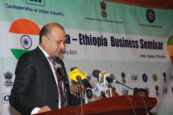 India-Ethiopia Business Seminar